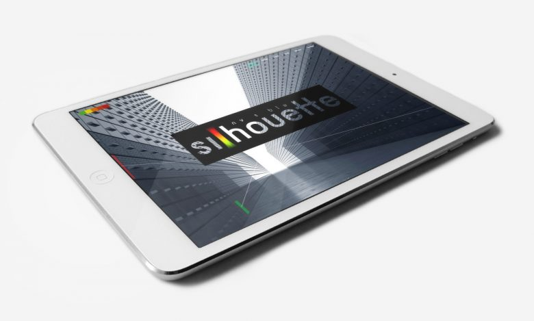 Invisible Silhouette: Tablet