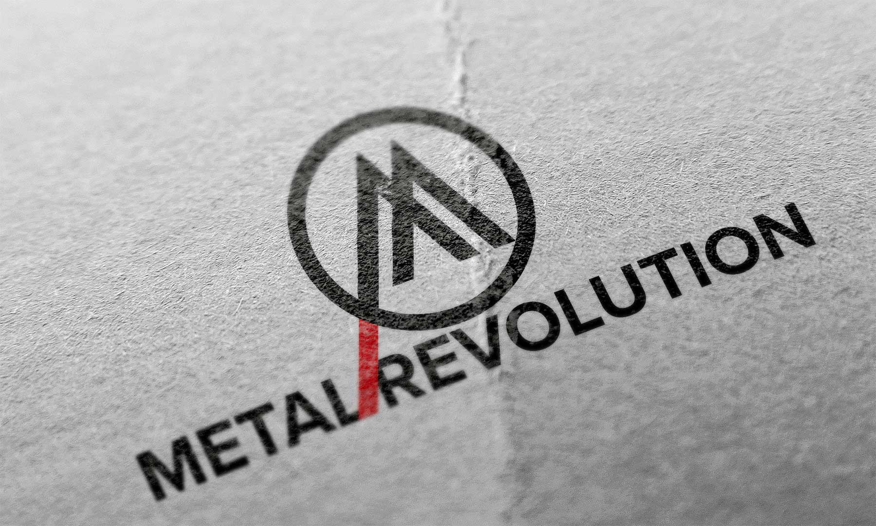 Metal Revolution: Logo