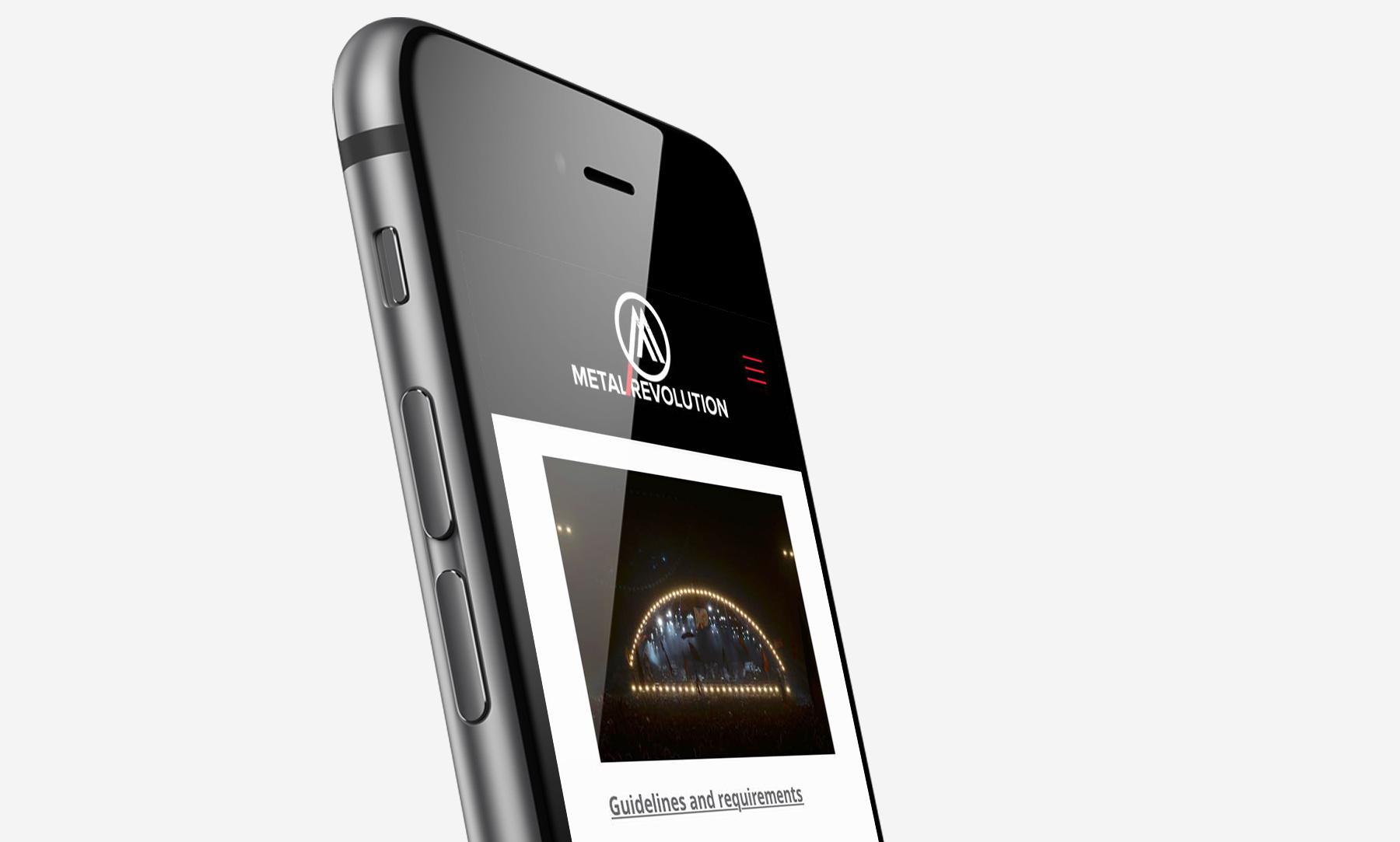 Metal Revolution: Mobile