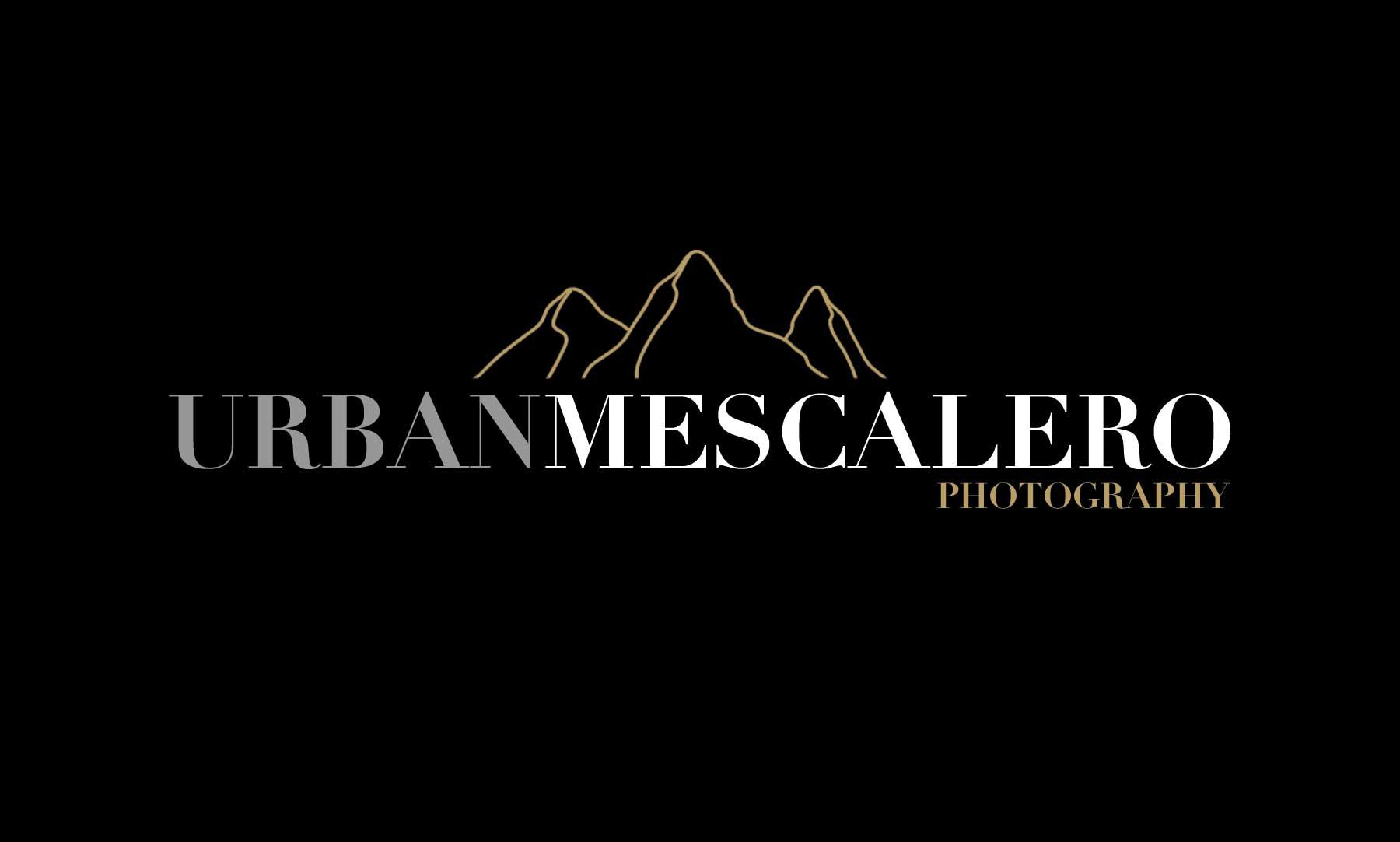 UrbanMescalero Photography: Logo