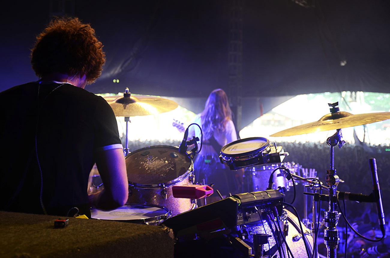 Haim: Live at Roskilde Festival, Denmark