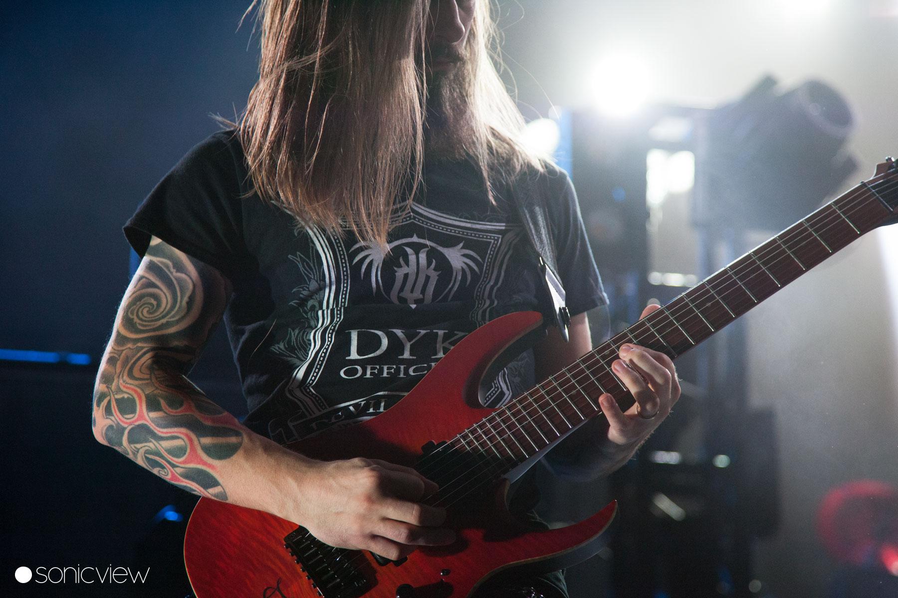 Devil You Know: Live at TAP1, 7th November 2015, Copenhagen, Denmarkrk