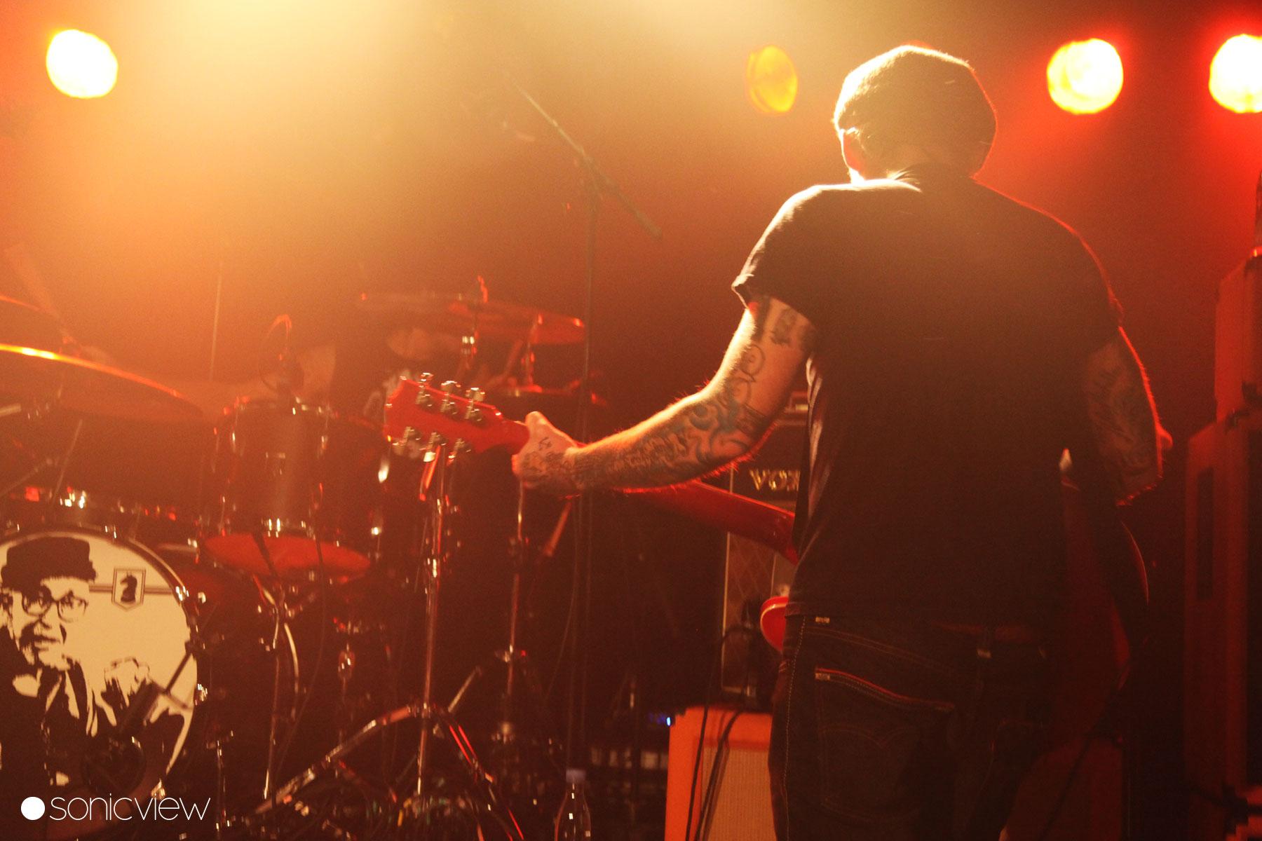 The Gaslight Anthem: Live at Vega 2011, Copenhagen, Denmark