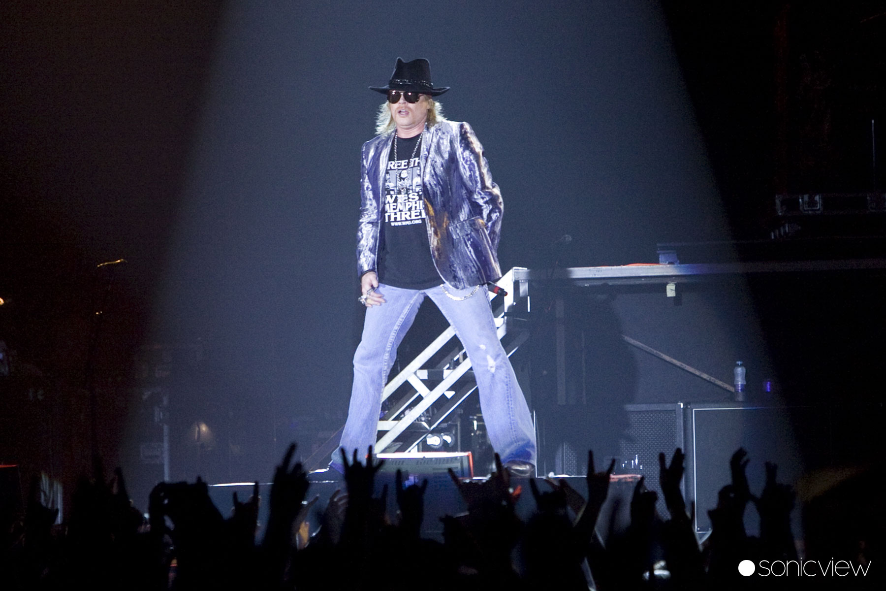 Guns N' Roses: Live at Gigantium 2011, Aalborg, Denmark