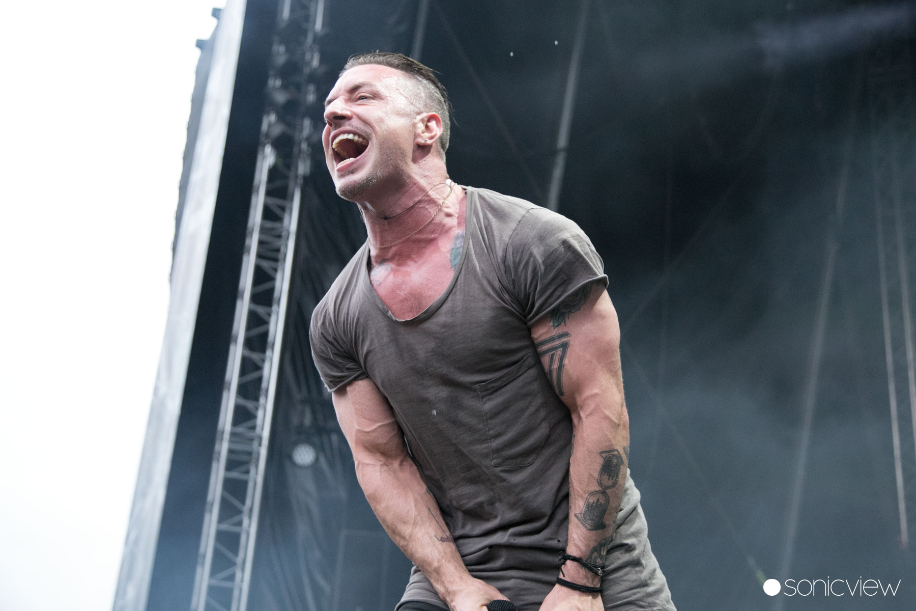 The Dillinger Escape Plan: Live at Copenhell 2017, Denmark