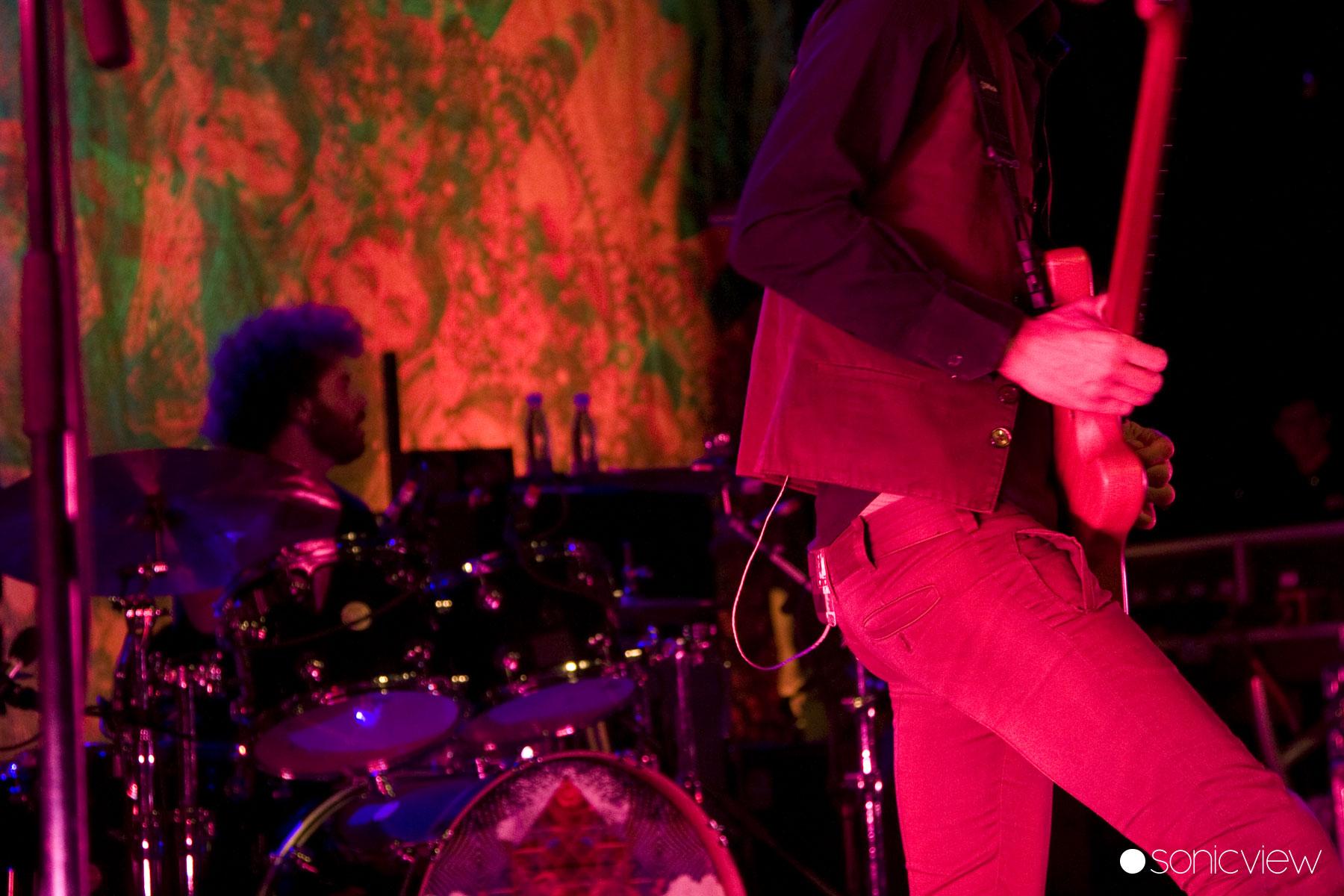 Mars Volta: Live at Vega 2009, Copenhagen, Denmark