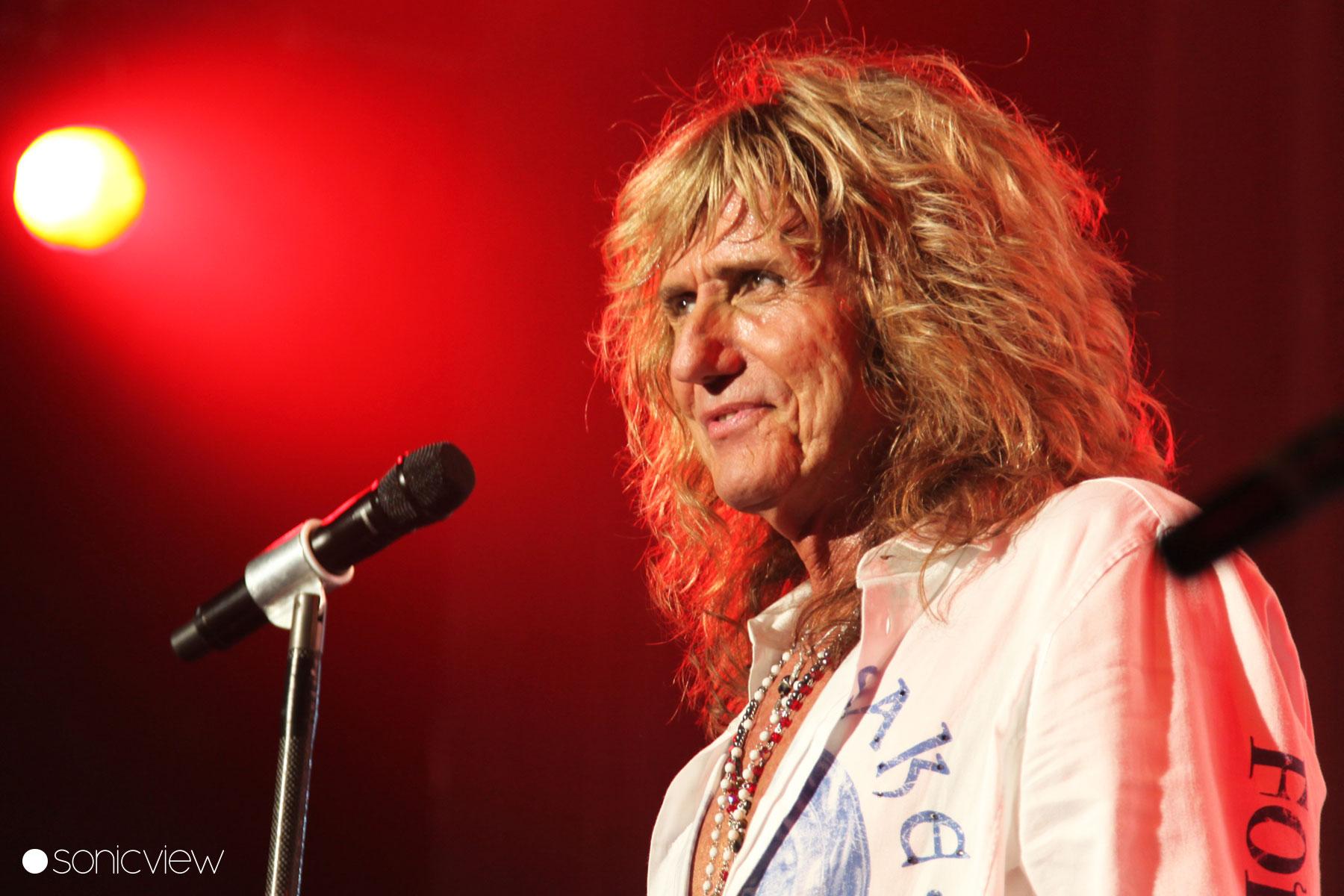 Whitesnake: Live at Vega 2011, Copenhagen, Denmark