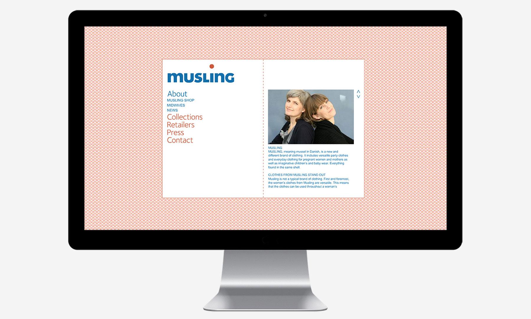 Musling: Desktop