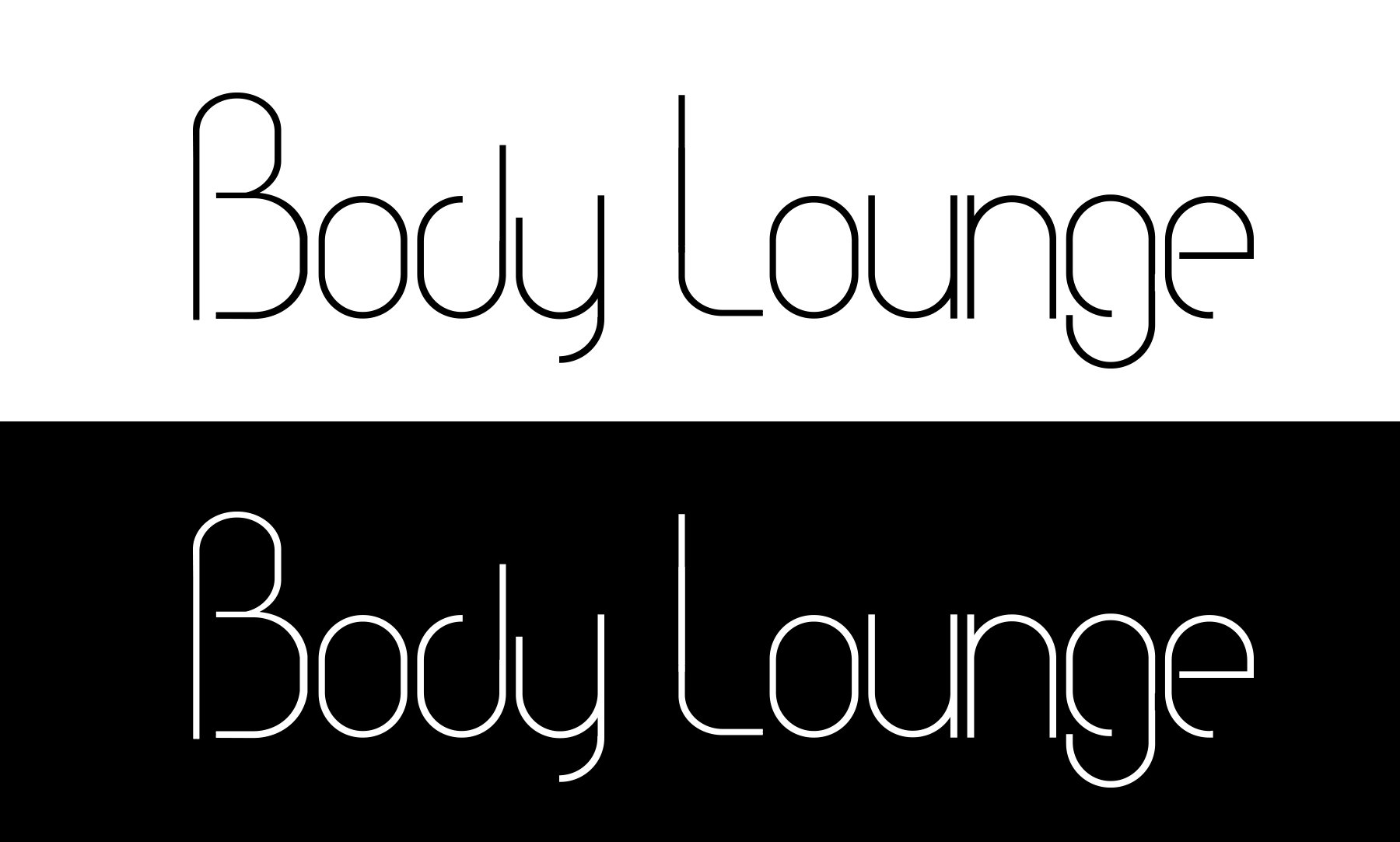 Body Lounge: Logo