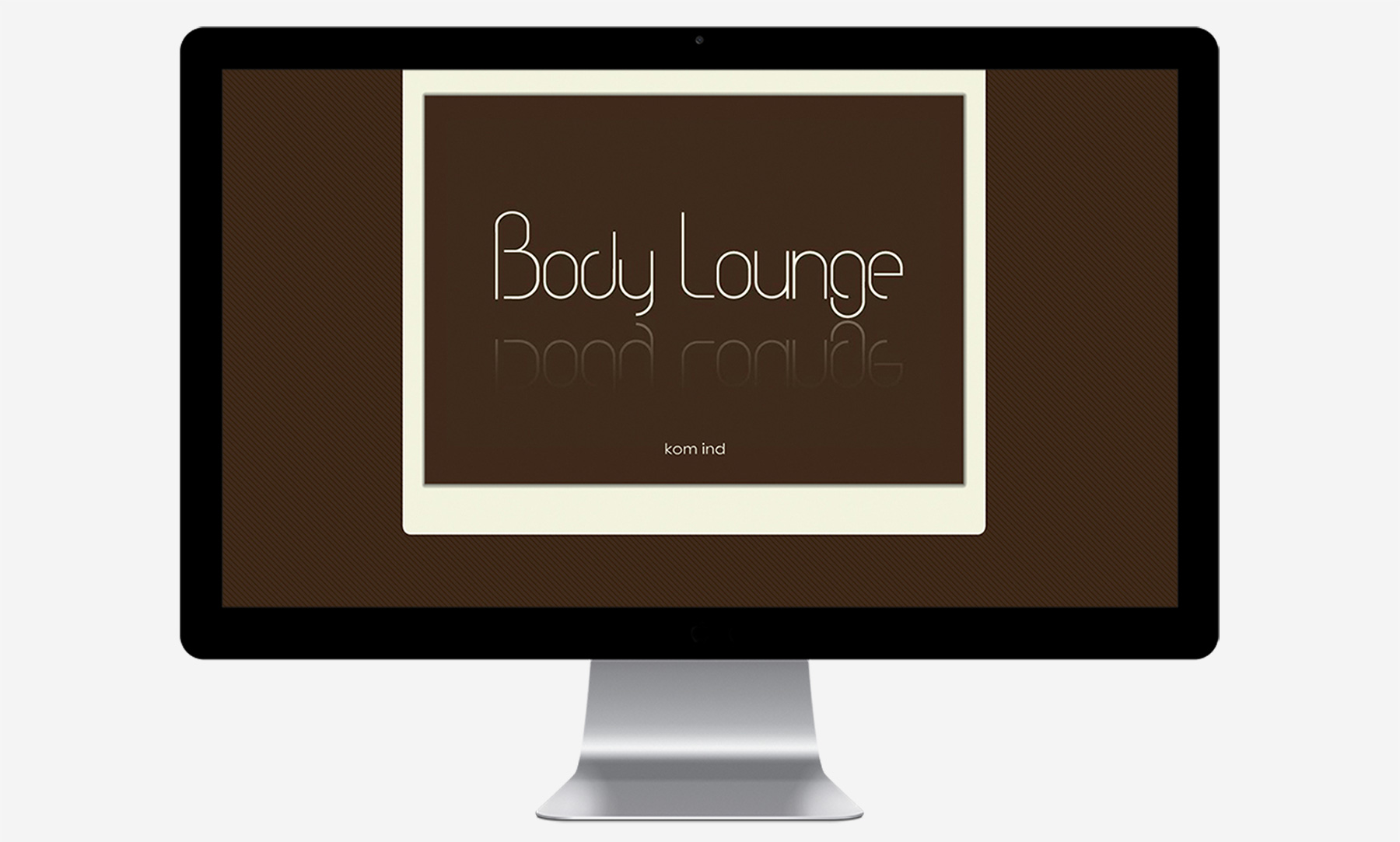 Body Lounge: Desktop