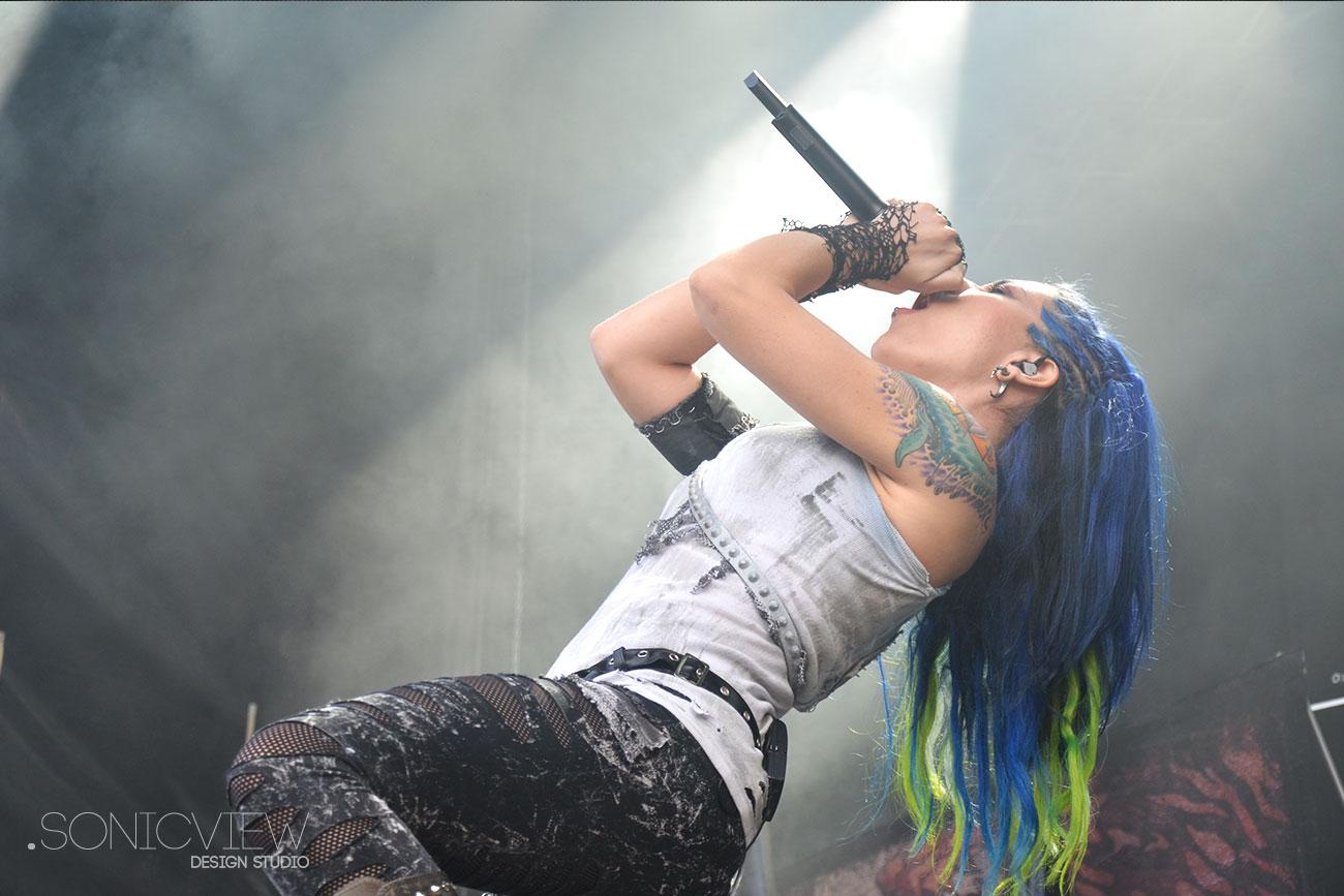 Arch Enemy: Live at Copenhell 2014, Copenhagen, Denmark