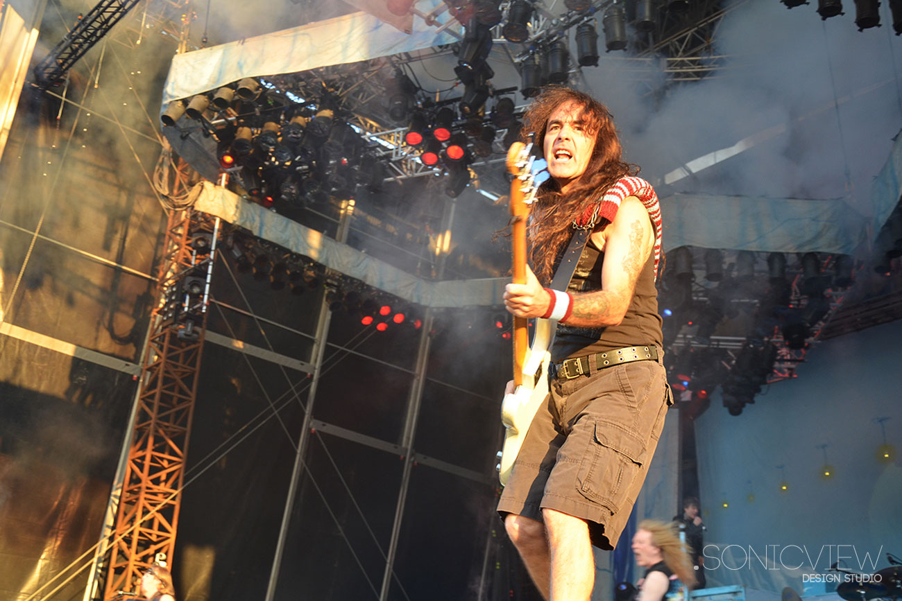 Iron Maiden: Live at Copenhell 2014, Copenhagen, Denmark