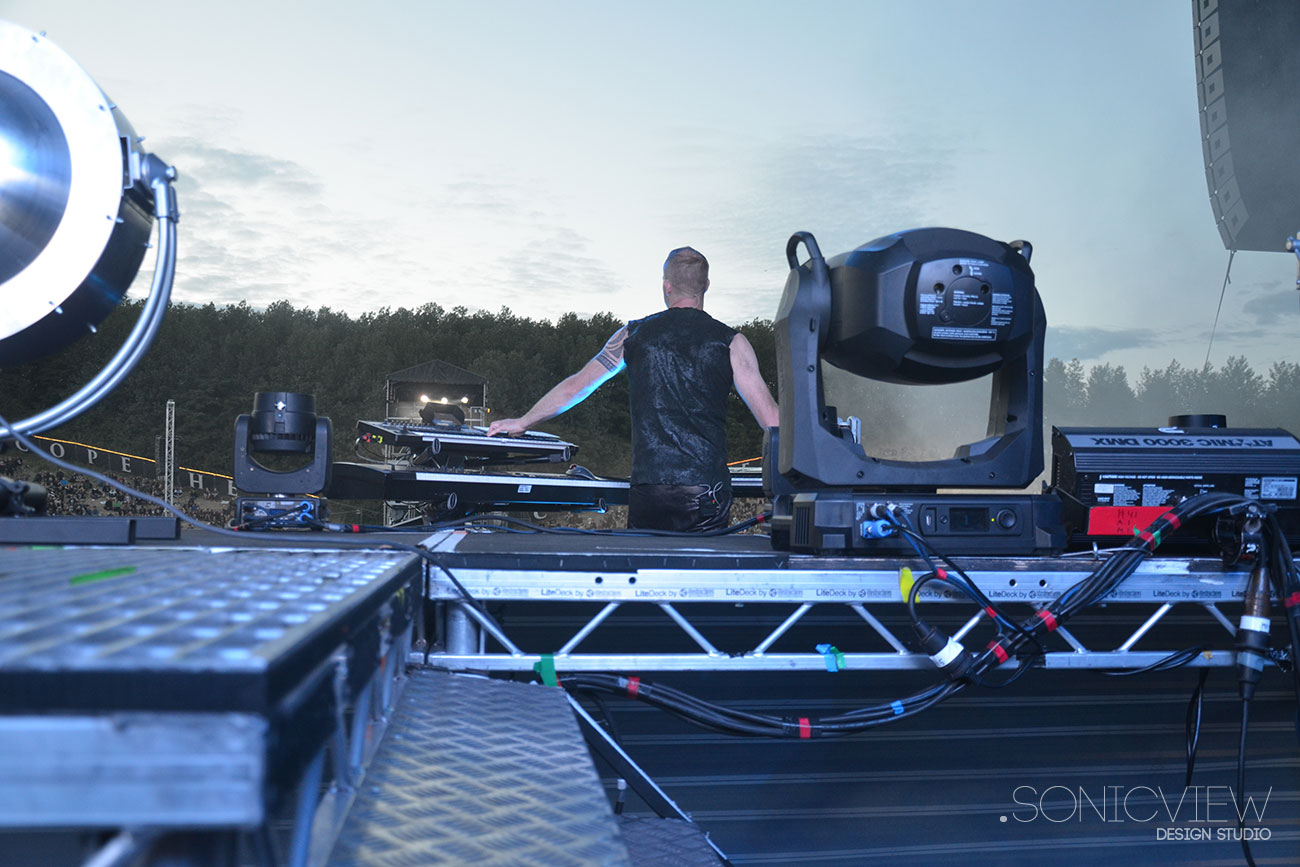Within Temptation: Live at Copenhell 2015, Copenhagen, Denmark