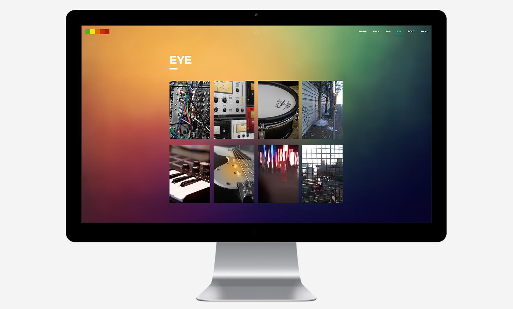 Invisible Silhouette – SonicView Design Studio