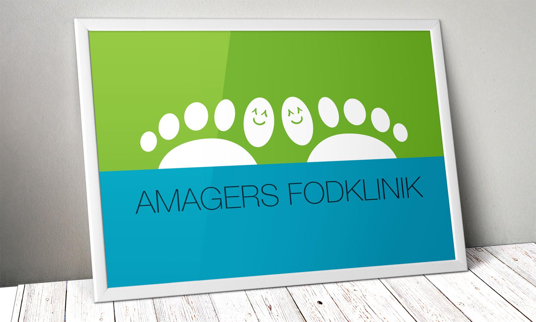 Amagers Fodklinik: Poster