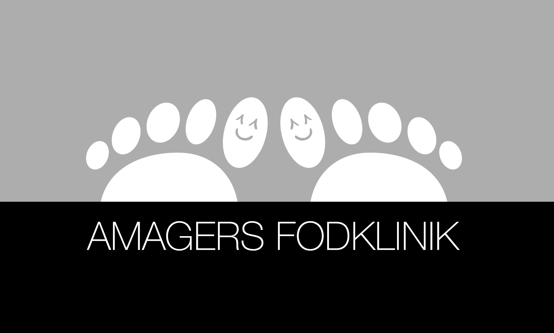 Amagers Fodklinik: Logo