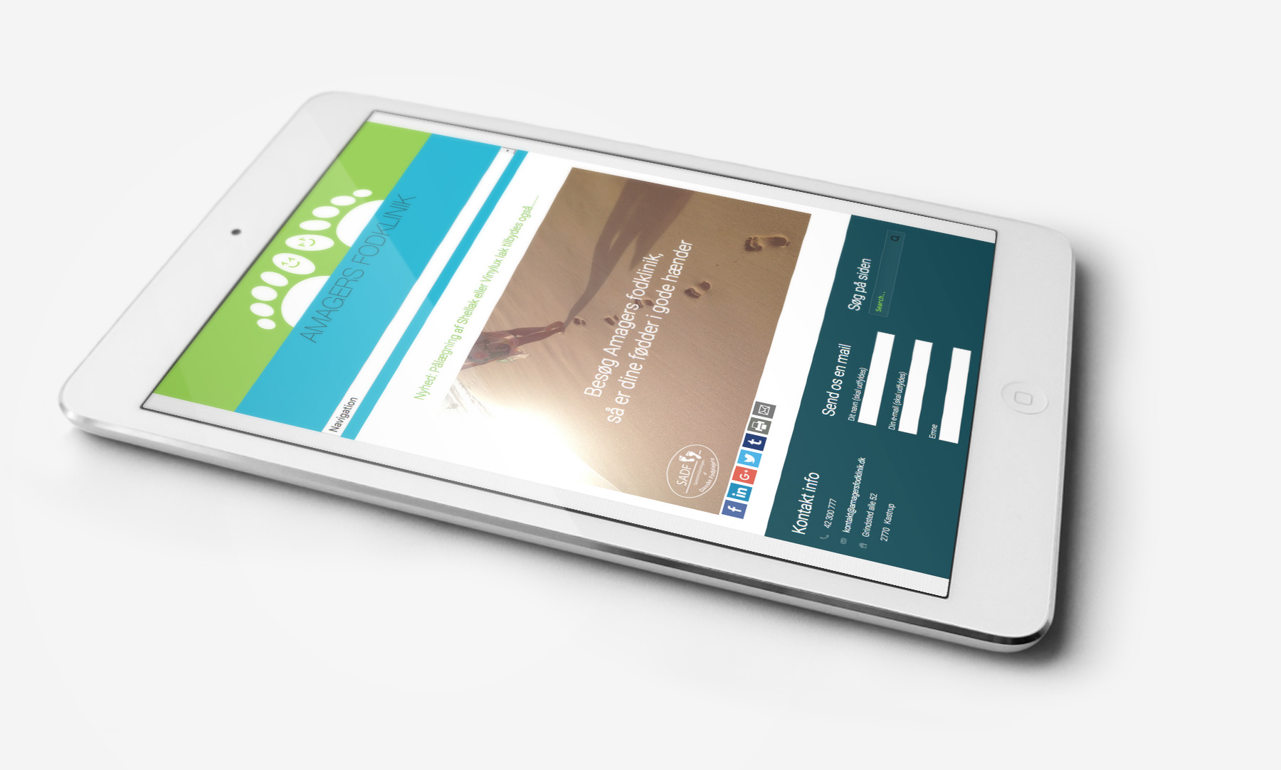 Amagers Fodklinik: Tablet