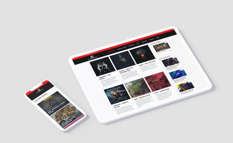 Metal Revolution: Tablet + mobile