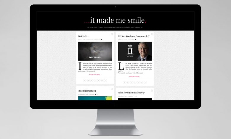 ___It Made Me Smile: Desktop
