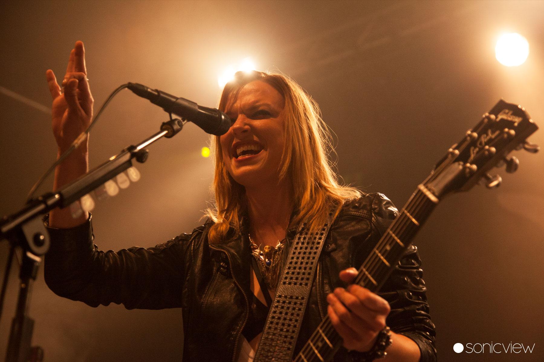 Halestorm: Live at Amager Bio 2016, Copenhagen, Denmark