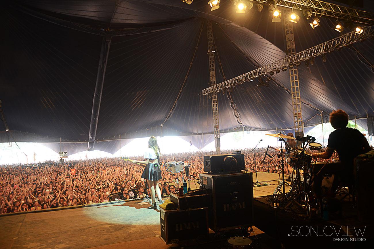 Haim: Live at Roskilde Festival 2014, Roskilde, Denmark