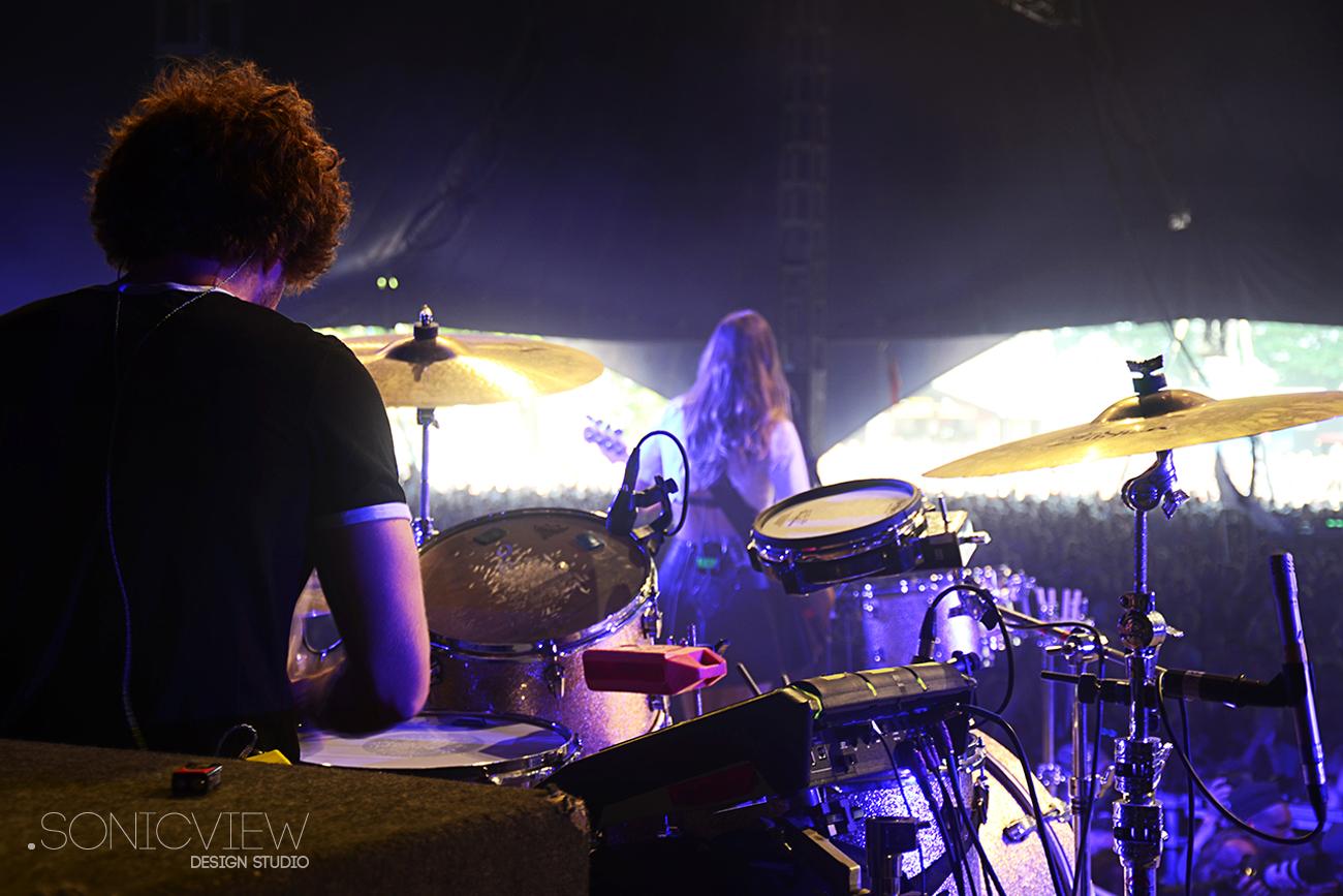 Haim: Live at Roskilde Festival 2015, Roskilde, Denmark
