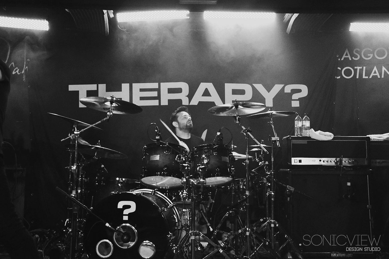 Therapy?: Live at Òran Mór, Glasgow, Scotland