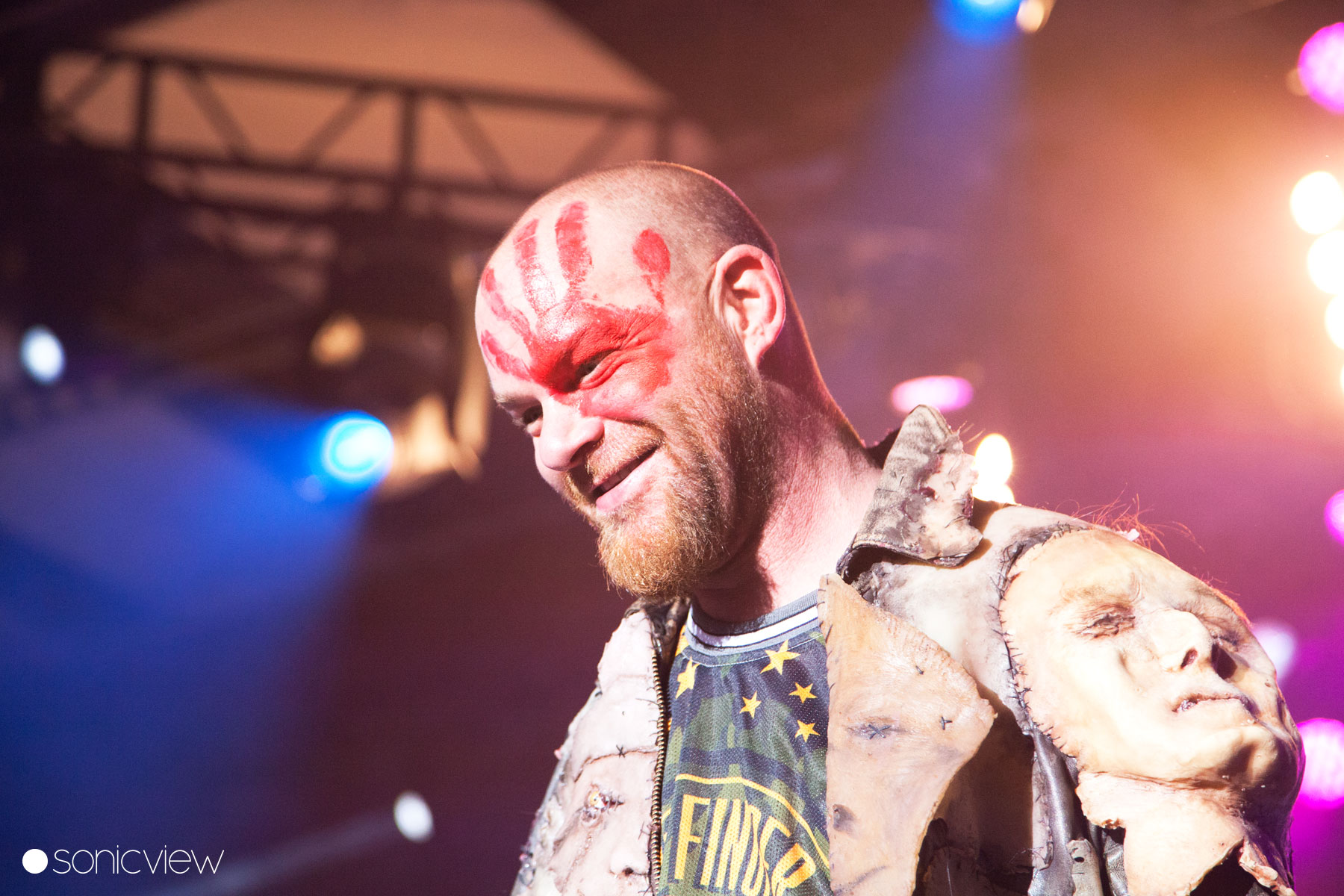 5FDP: Live at TAP1, 7th November 2015, Copenhagen, Denmark