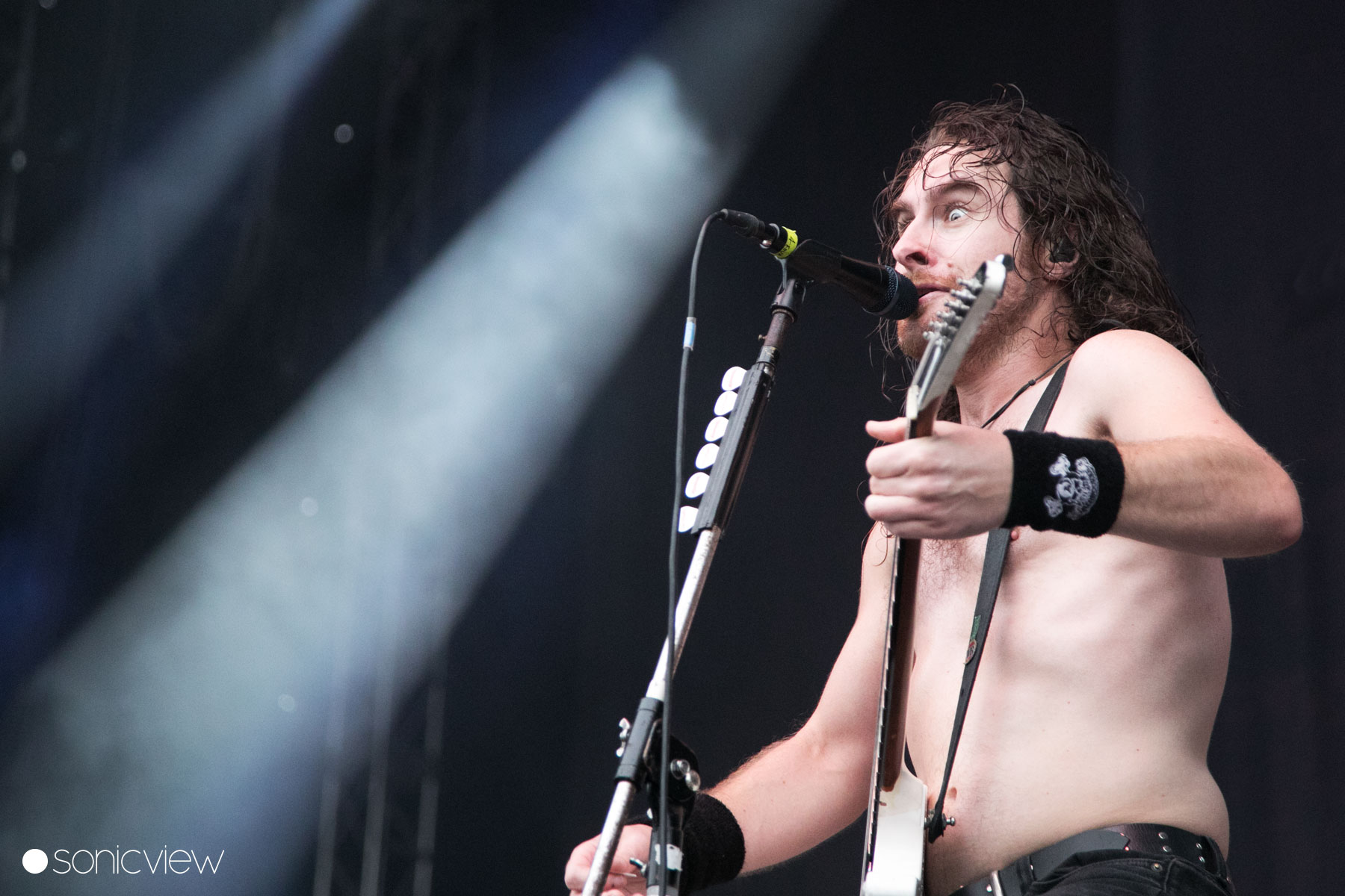 Airbourne: Live at Copenhell 2017, Denmark