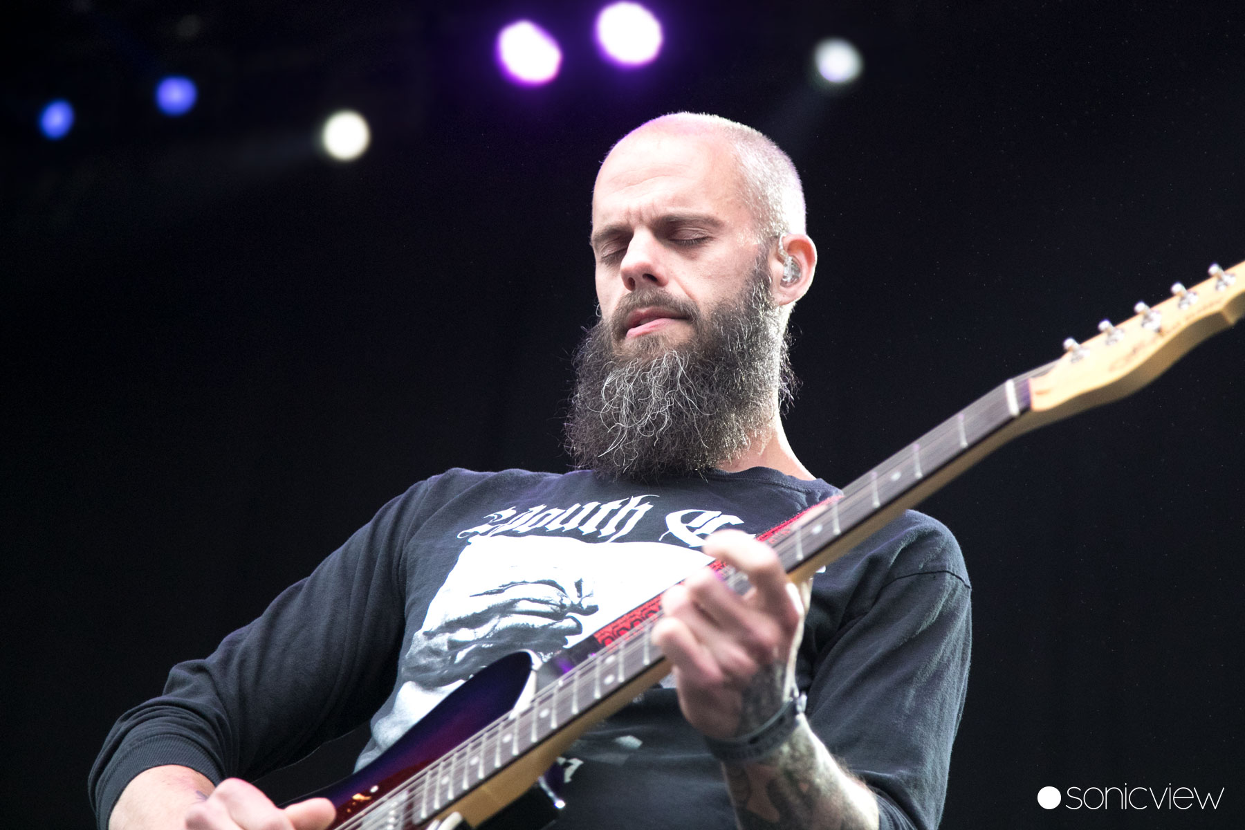 Baroness: Live at Copenhell 2017, Denmark