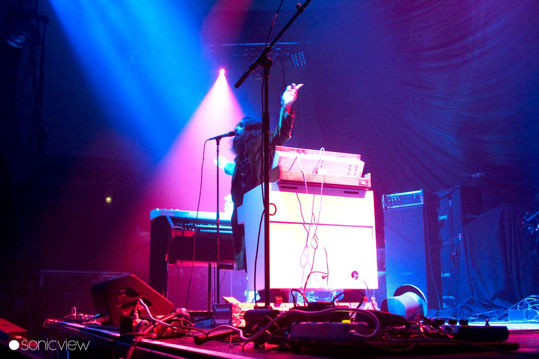 Bigelf: Live at KB Hallen 2011, Copenhagen, Denmark