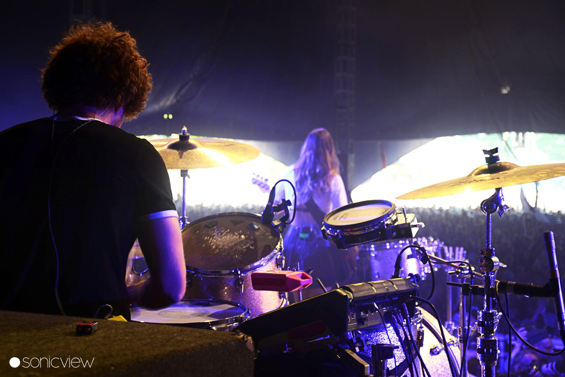 Haim: Live at Roskilde Festival 2014, Denmark