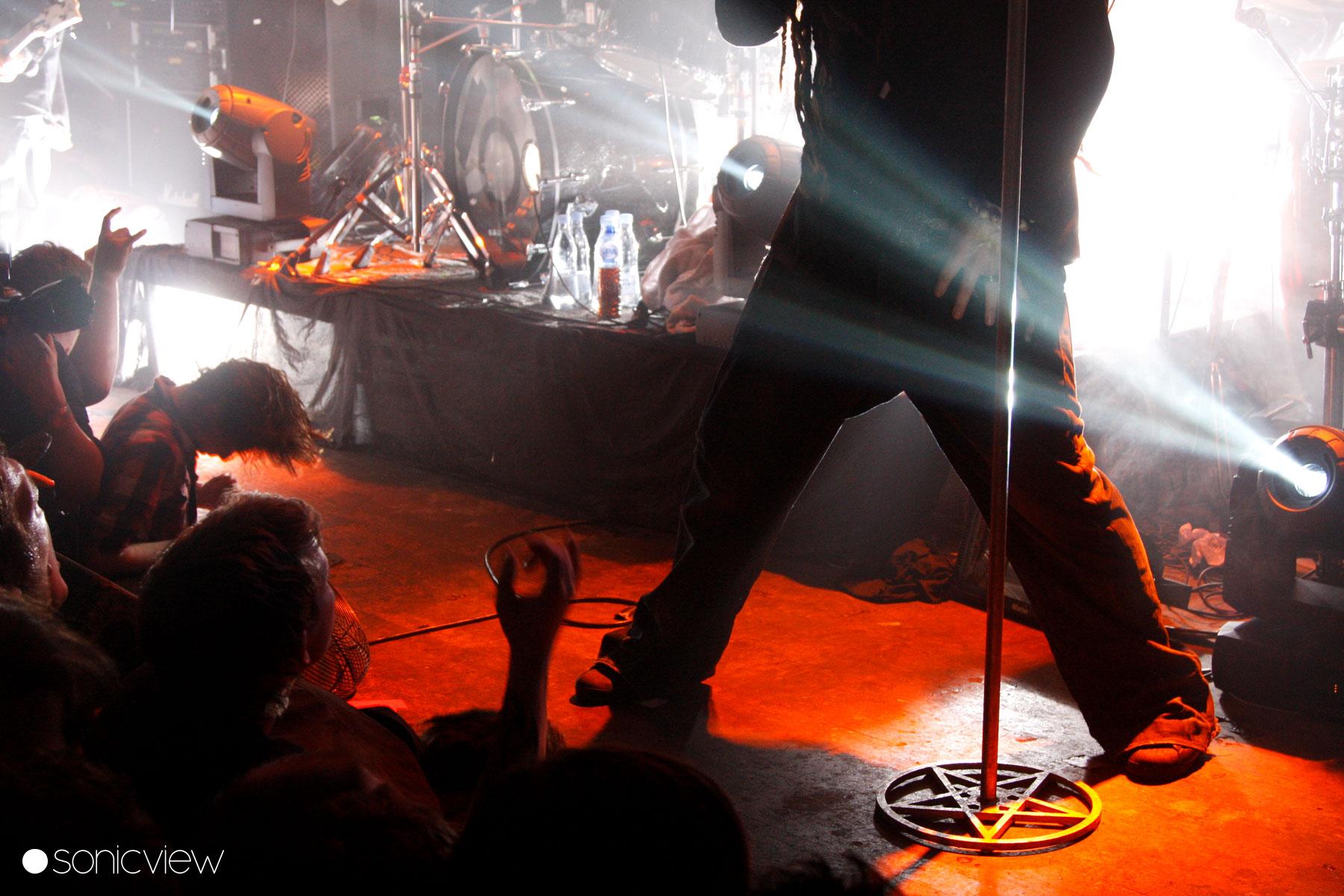 Ill Nino: Live at The Rock 2009, Copenhagen, Denmark