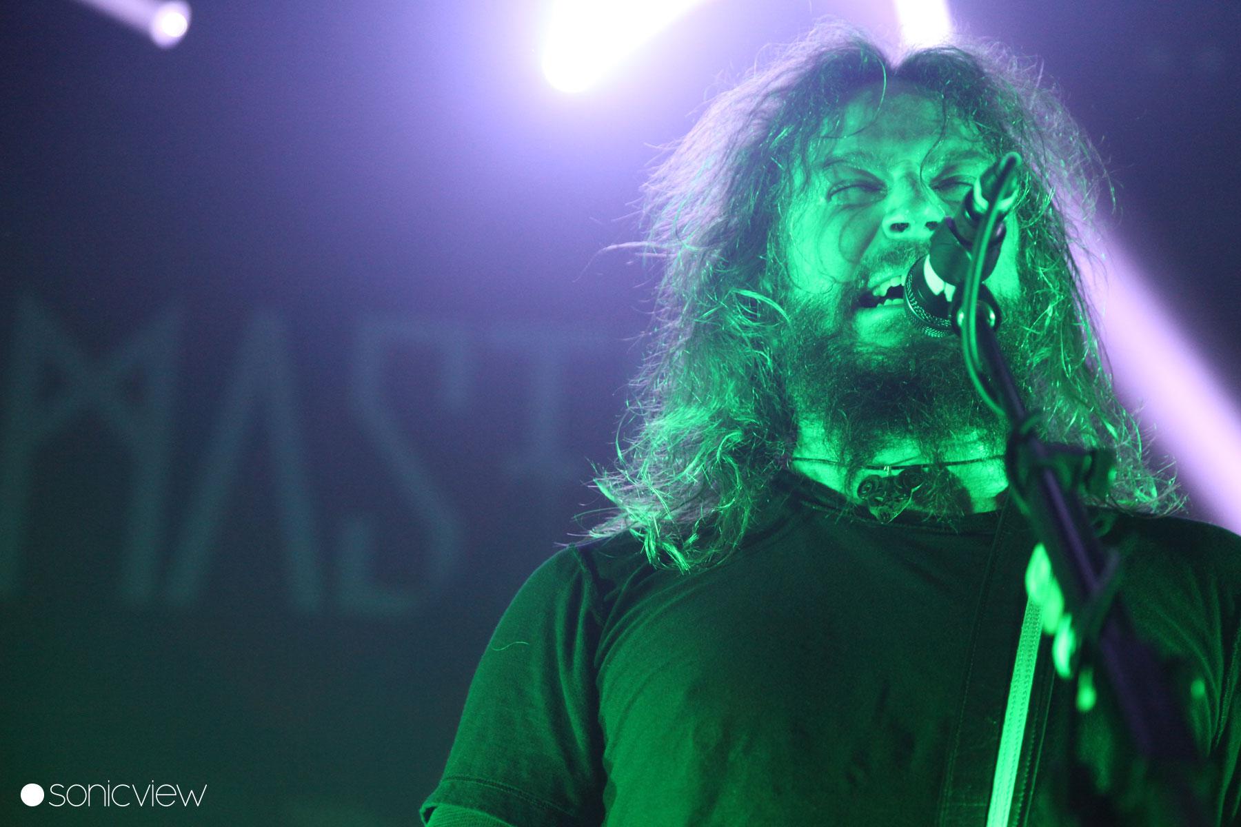 Mastodon: Live at Vega 2012, Copenhagen, Denmark