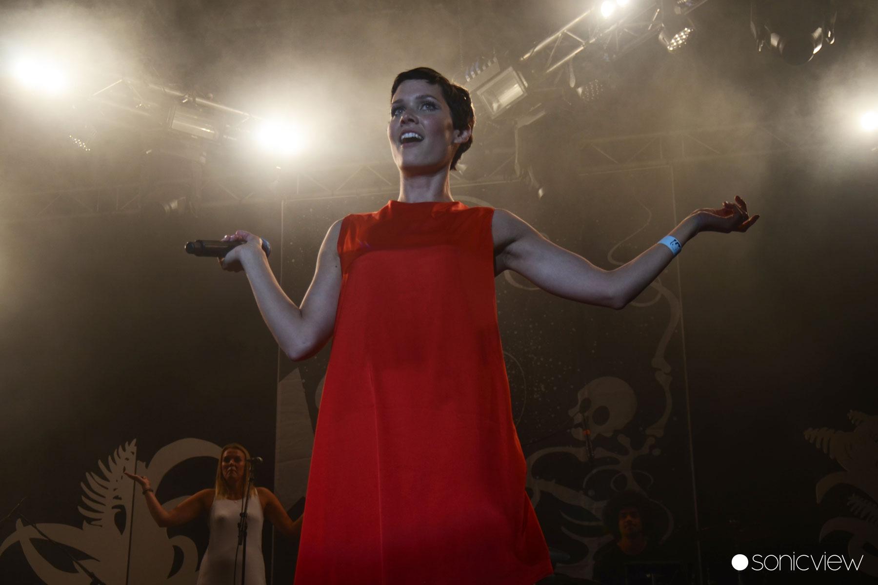 Oh Land: Live at Tivoli 2014, Copenhagen, Denmark