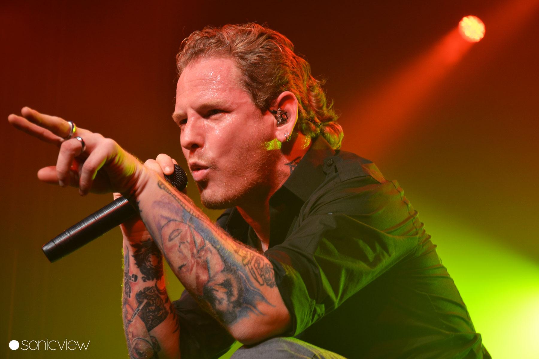Stone Sour: Live at Vega 2012, Copenhagen, Denmark