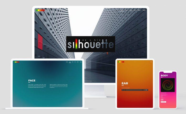 Invisible Silhouette: Web range