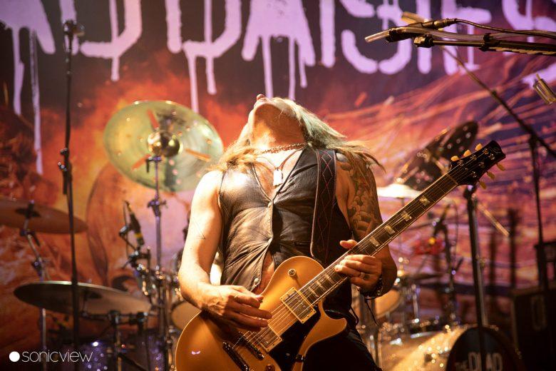 The Dead Daises : Live at Pumpehuset 2018, Copenhagen, Denmark