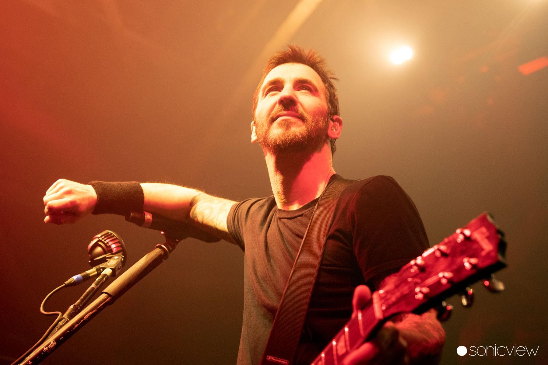 Godsmack: Live at Den Grå Hal 2019, Copenhagen, Denmark