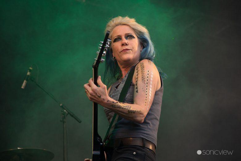 L7: Live at Copenhell 2018, Copenhagen, Denmark