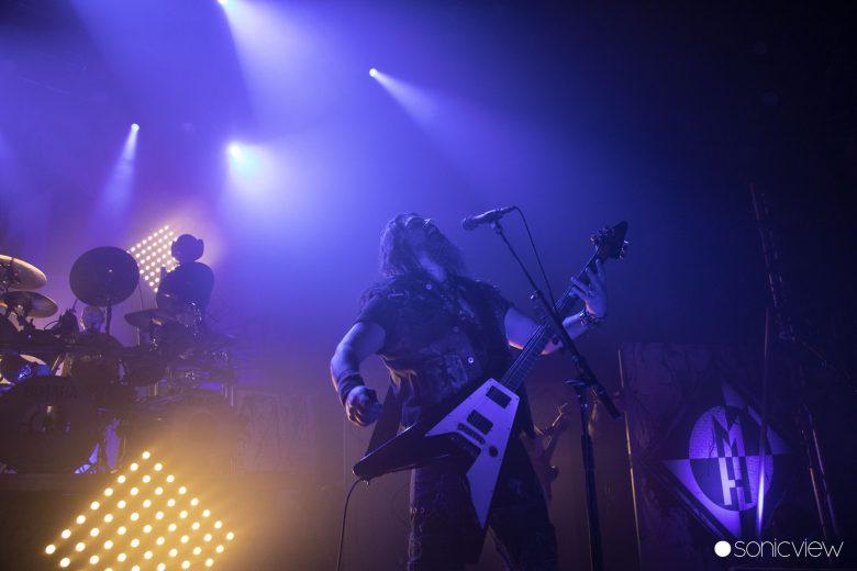 Machine Head: Live at Vega 2018, Copenhagen, Denmark