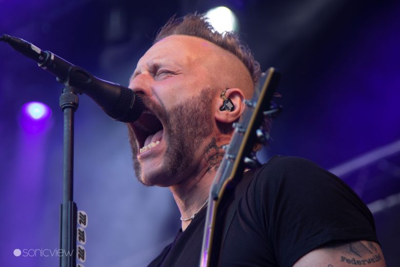 Mustasch: Live at Copenhell 2018, Copenhagen, Denmark