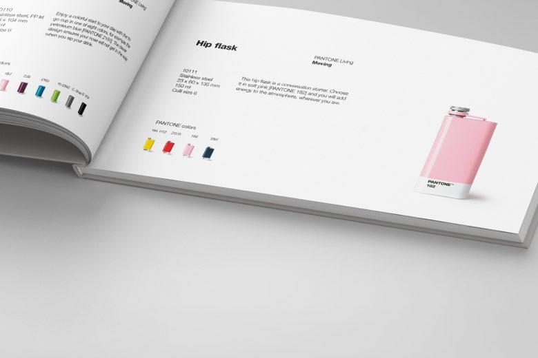 PANTONE Living catalogue by Copenhagen Living